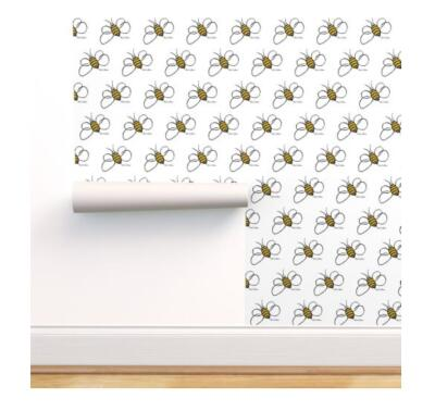 Prepasted Removable Smooth Wallpaper